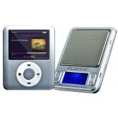 Designervekt iPod - 100g / 0,01g