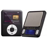 Designervekt iPod - 500g / 0,1g